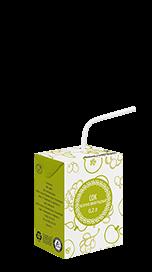 Соки СТО, вкус Яблоко-виноград, упаковка 200 мл.