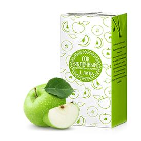 Соки ГОСТ, вкус Яблоко