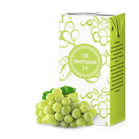 Соки ГОСТ, вкус Виноград